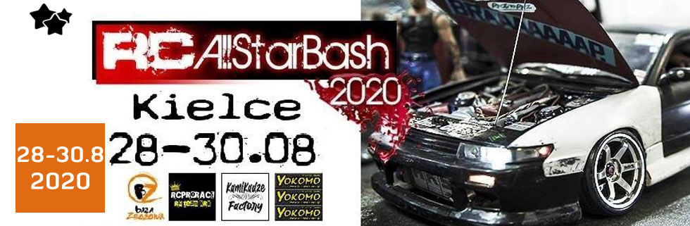 [ODWOŁANA] RC All Star Bash 2020